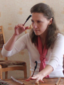 Teacher Tereshok Kristina Valeryevna